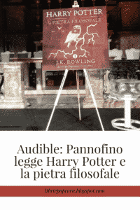 Audible Pannofino legge Harry Potter e la pietra filosofale
