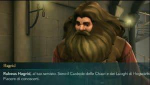 Hogwarts Mystery Hagrid